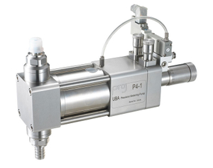 Pneumatic check valve pump P3/P4-C