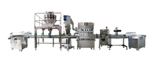 Jar nut Filling line